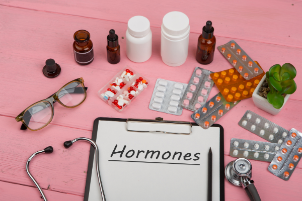 hormones and sexual pain